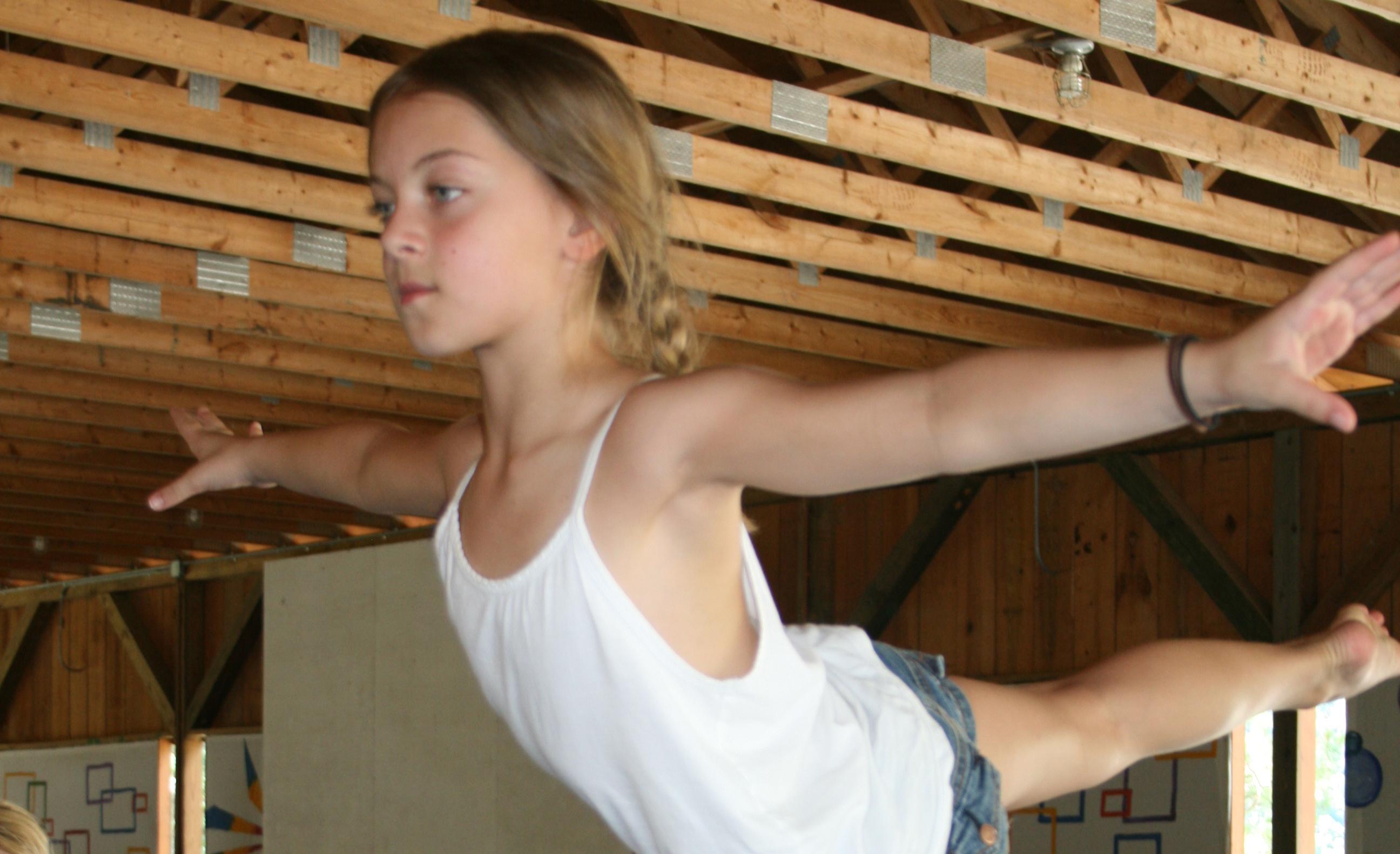 Gymnastics-Beginning