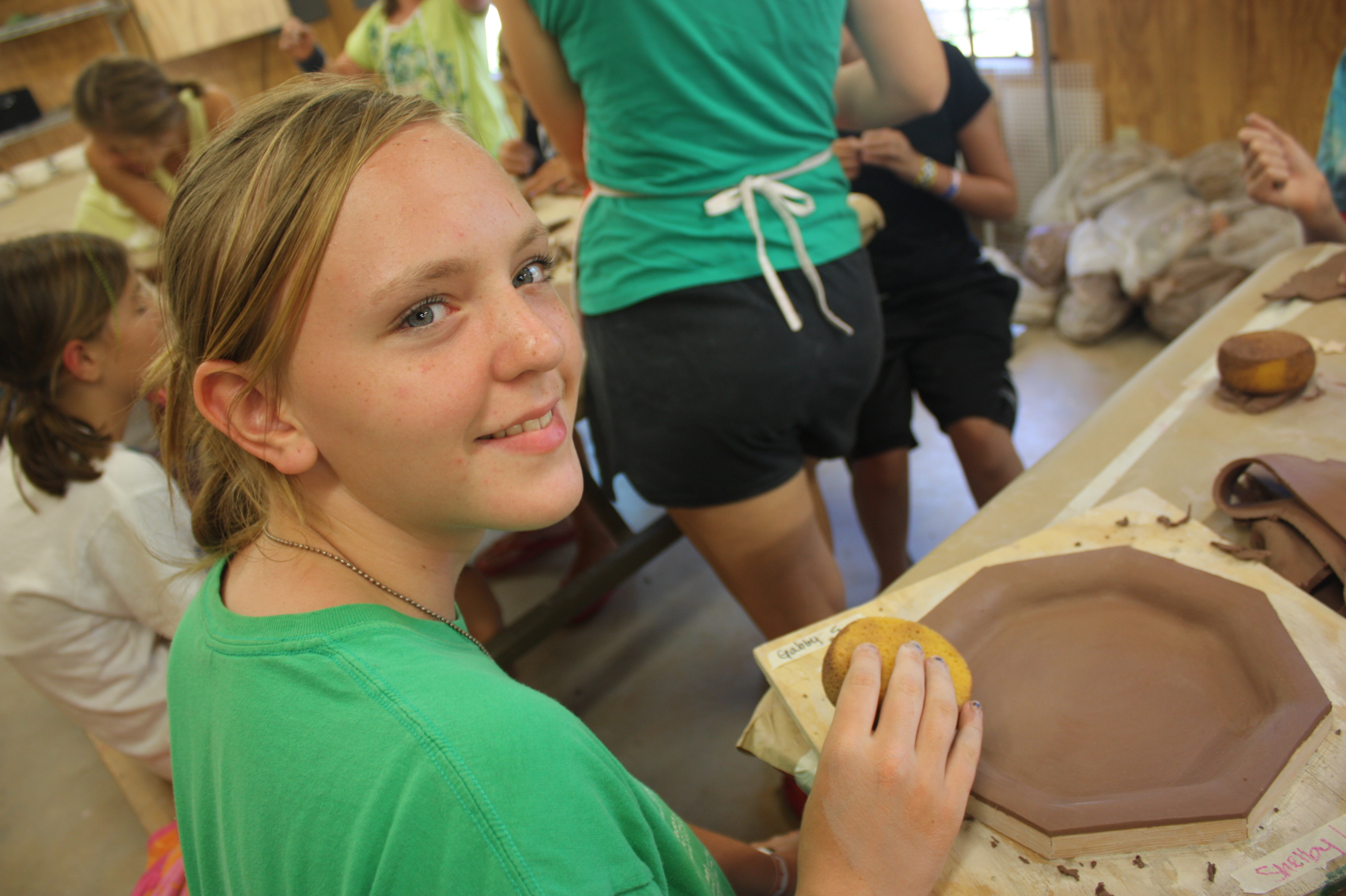 Pottery-Handbuilding